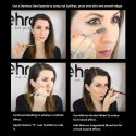 Broken nose special FX look step-by-step