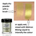 Peridot Precious Gem Powder from Mehron