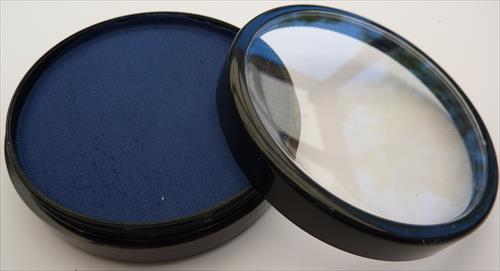 Paradise Dark Blue face paint