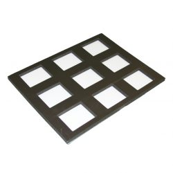 Palette Insert for 50g rectangular cakes
