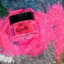 Mehron Paradise Pastel Pink cosmetic glitter