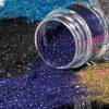 Mehron Paradise cosmetic glitter Purple 15ml jar
