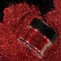 Mehron Paradise Red cosmetic glitter