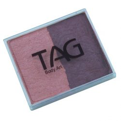 TAG Pearl Blush and Pearl Wine 50g split-cake face paint