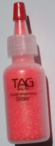 Tag Watermelon glitter
