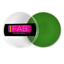 FAB Grass Green face paint 45g