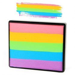 Silly Farm Soft Rainbow Cake 50g
