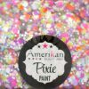 ABA Valley Girl Pixie Paint Chunky Glitter Gel