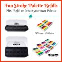 Create your own Global Colours one-stroke palette