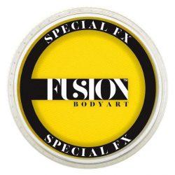 Fusion Body Art & FX Paints Neon Yellow 32g