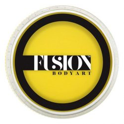 Fusion Body Art Face Paint Prime Bright Yellow 32g