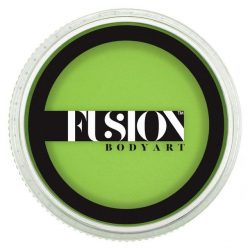 Fusion Body Art Face Paint Prime Lime Green 32g