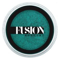 Fusion Body Art Face Paints Pearl Mermaid Green 25g