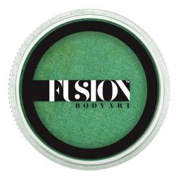 Fusion Body Art Face Paints Pearl Mint Green 25g