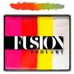 Fusion Body Art Face & FX Rainbow Cake Tropical Tiger 50g