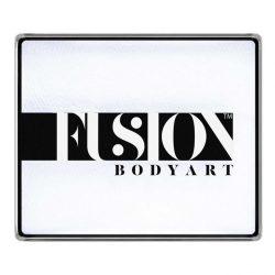 Fusion Body Art Face Paint Prime Paraffin White 50g