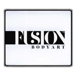 Fusion Body Art Face Paint Prime Paraffin White 90g
