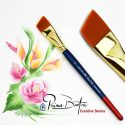 Prima Barton 3 qtr inch Angled Flat face painting brush