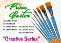 Prima Barton Creative Series face painting brushes
