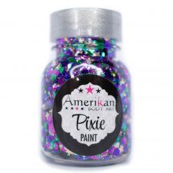 ABA Mardi Gras Pixie Paint Chunky Glitter Gel 30ml
