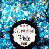 ABA Midnight Blue Pixie Paint Chunky Glitter Gel