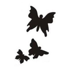 Tap Face Painting Stencil TAP004 Butterflies