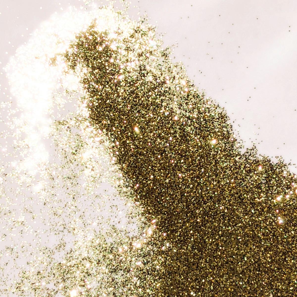 ABA Fine Cosmetic Glitter 7.5ml Jar – Brilliant Gold