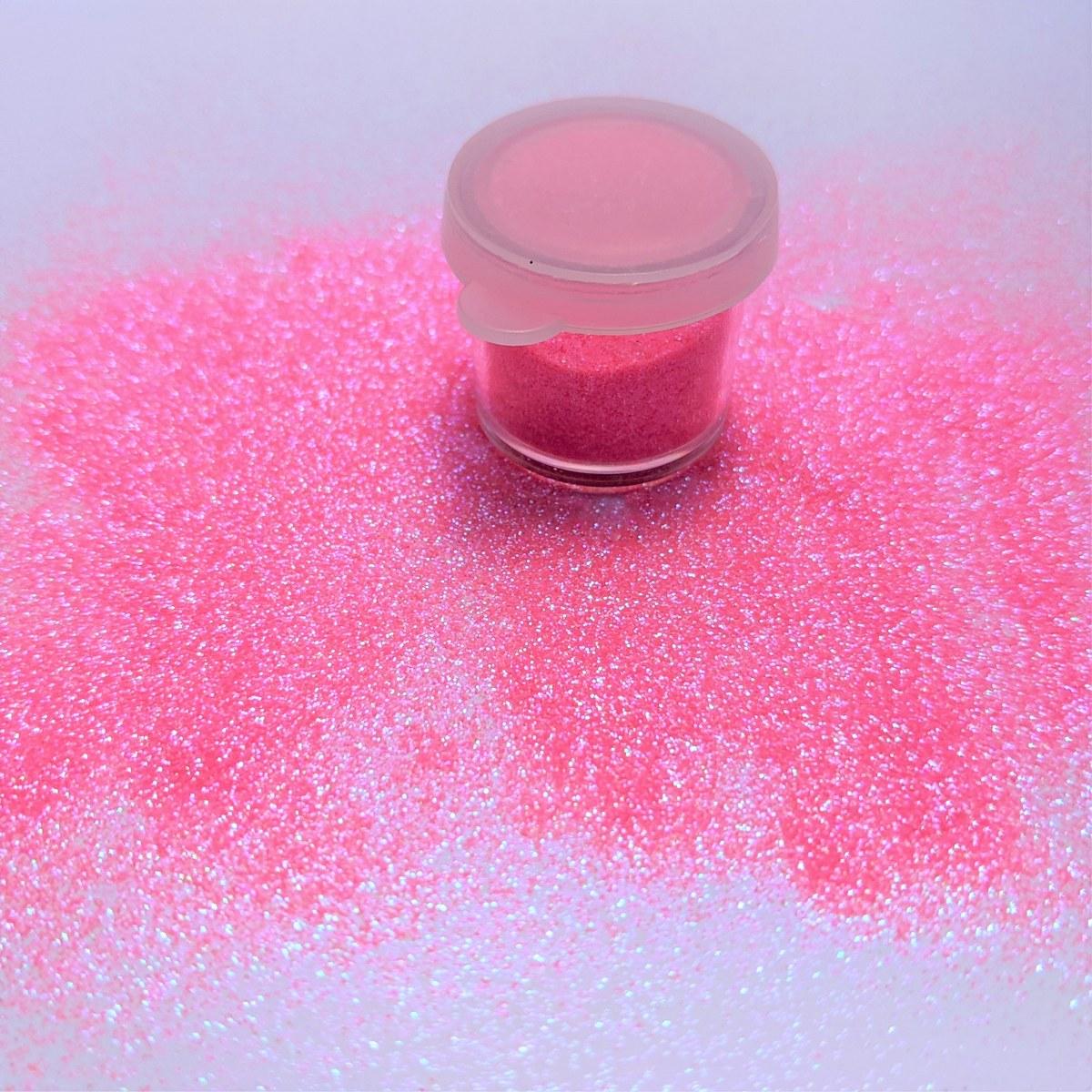 ABA Fine Cosmetic Glitter 7.5ml Jar – Bubblegum Pink