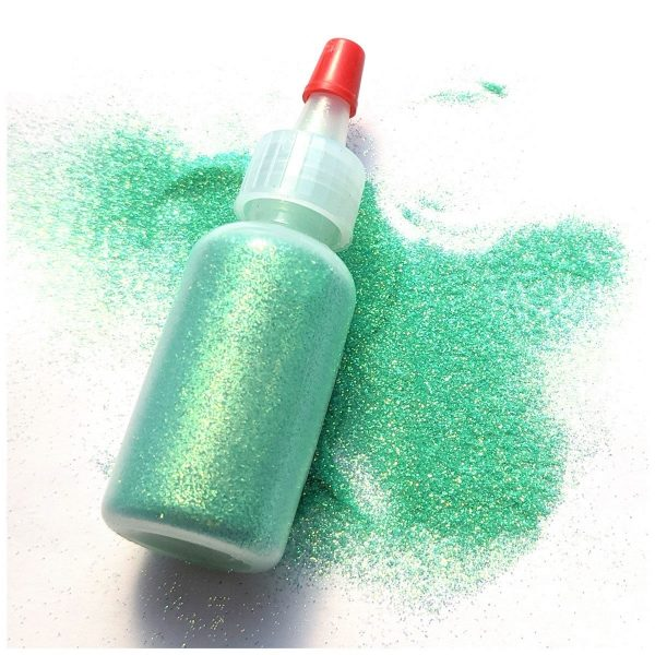 ABA Fine Cosmetic Glitter 15ml Puffer Bottle – Faerie Wing