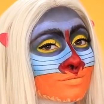 Mehron Paradise Makeup AQ - Yellow 40g