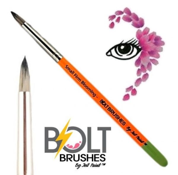 "Bolt Brushes by Jest Paint Round Brush - Small Firm ""Blooming Brush"""