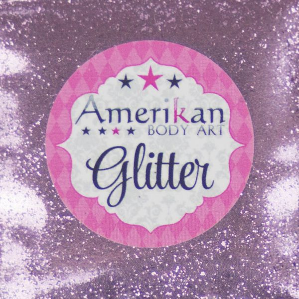 ABA Fine Cosmetic Glitter 50g Refill Bag – Cotton Candy