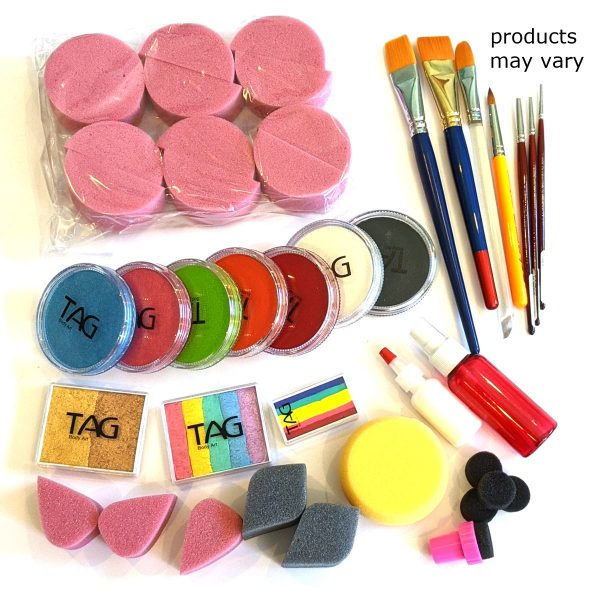 ESSENTIALS Face Painting Kit