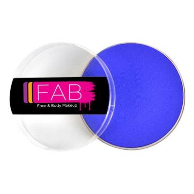 FAB face paint - Brilliant Blue 45g