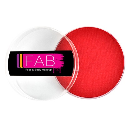 FAB face paint - Rage Red 45g