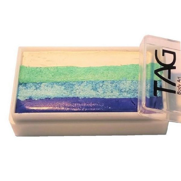 Face Paint World 1 inch one-stroke face paint - Ice Crystal 30g