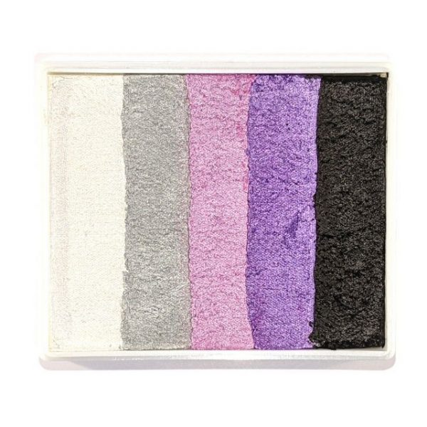 Face Paint World split-cake face paint - Dusk 50g