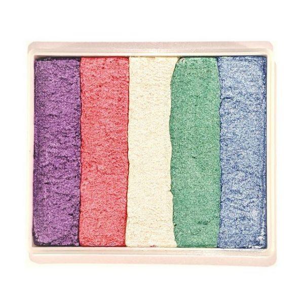 Face Paint World split-cake face paint - Faery Dreams 50g