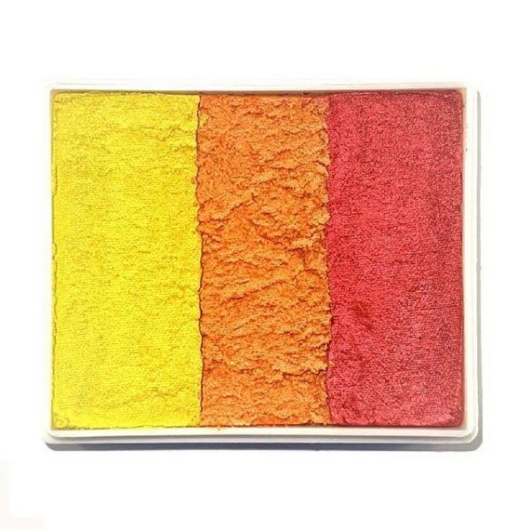 Face Paint World split-cake face paint - Phoenix 50g