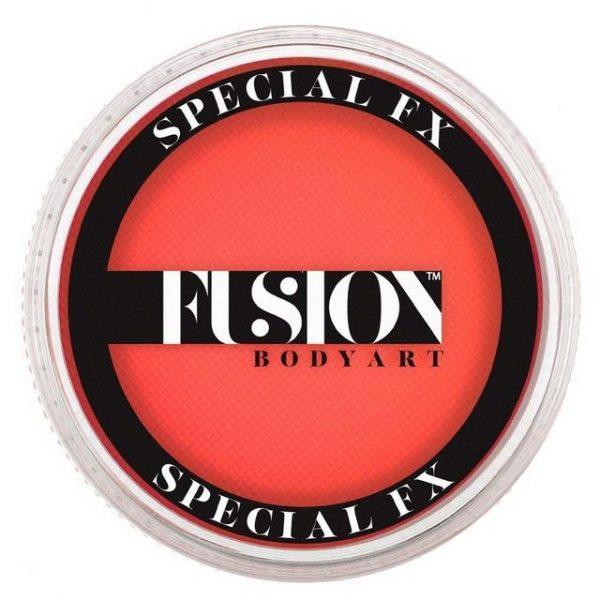 Fusion face paint - Neon Orange 32g