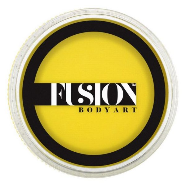 Fusion face paint - Bright Yellow 32g