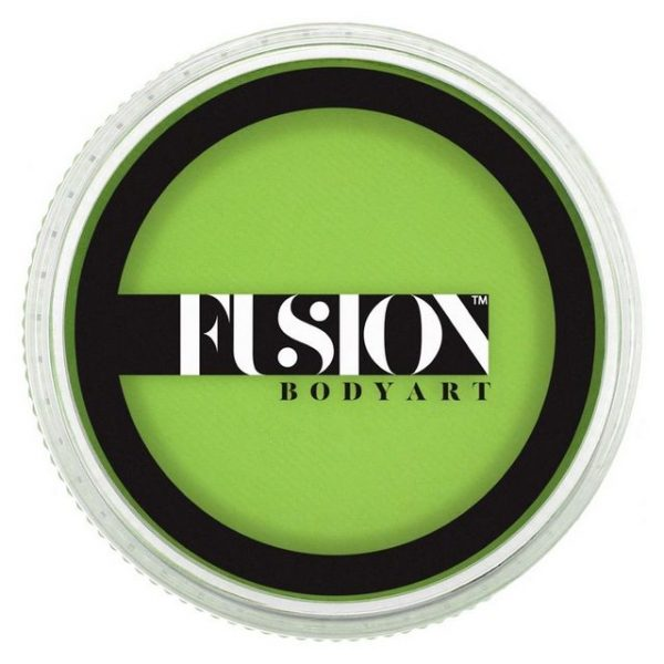 Fusion face paint - Lime Green 32g