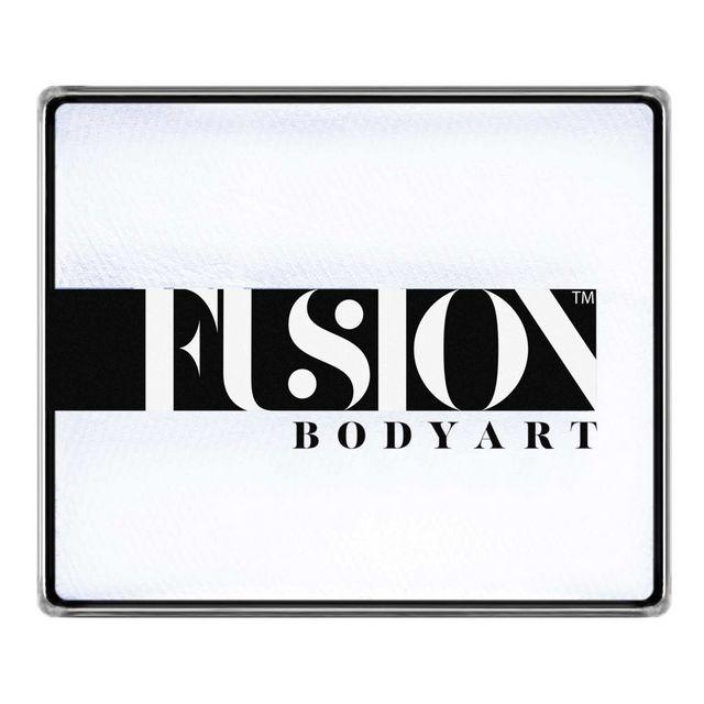 Fusion face paint - Paraffin White 50g