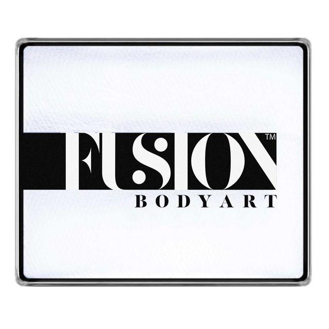 Fusion face paint - Paraffin White 90g