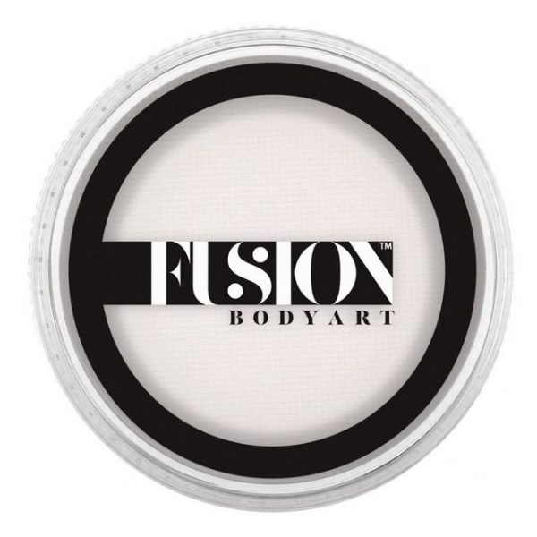 Fusion face paint - Pro Paraffin White 32g - Limited Edition!