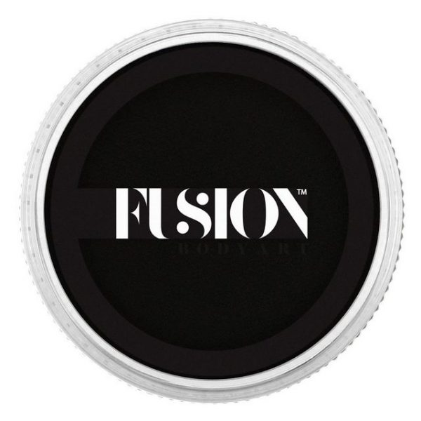 Fusion face paint - Strong Black 32g
