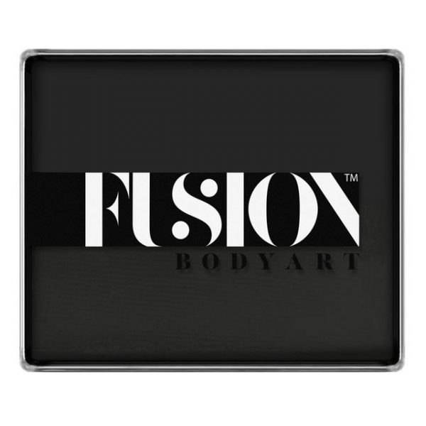Fusion face paint - Strong Black 50g