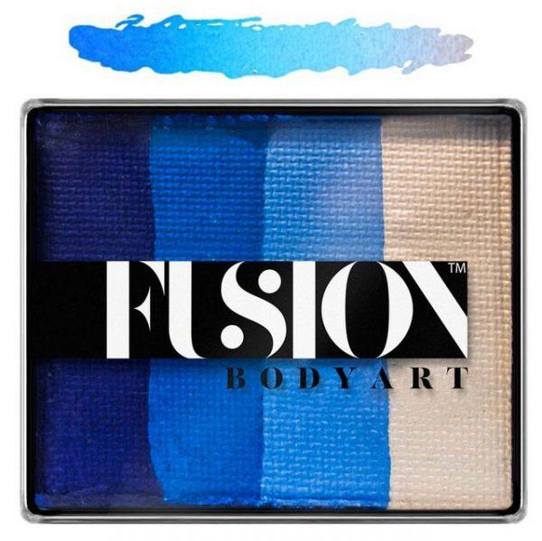 Fusion split-cake face paint - Frozen Shimmer 50g