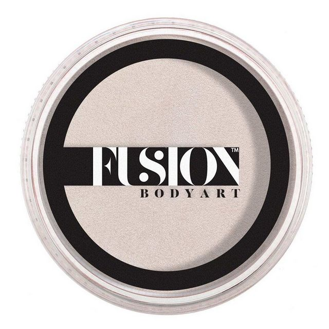 Fusion face paint - Pearl Fairy White 25g