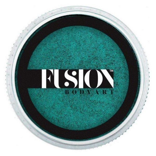 Fusion face paint - Pearl Mermaid Green 25g